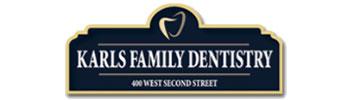 Karls Family Dentistry logo